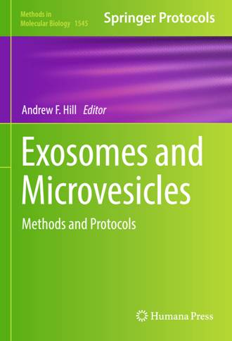 【外泌体研究手册】Exosomes and Microvesicles: Methods and Protocols