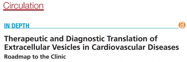 Circulation:细胞外囊泡在心血管疾病中的治疗和诊断转化
